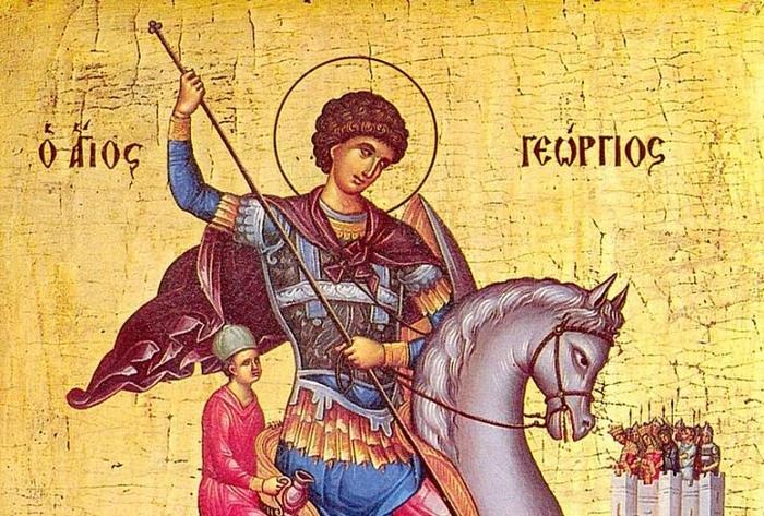 Денеска е Св. великомаченик Георгиј- Ѓурѓовден
