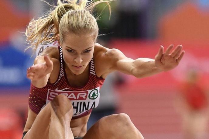 ФОТО: Најубавата атлетичарка добила непристојна понуда