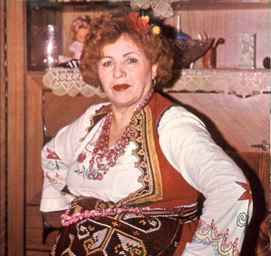 На денешен ден почина Васка Илиева, доајенот на македонската народна музика