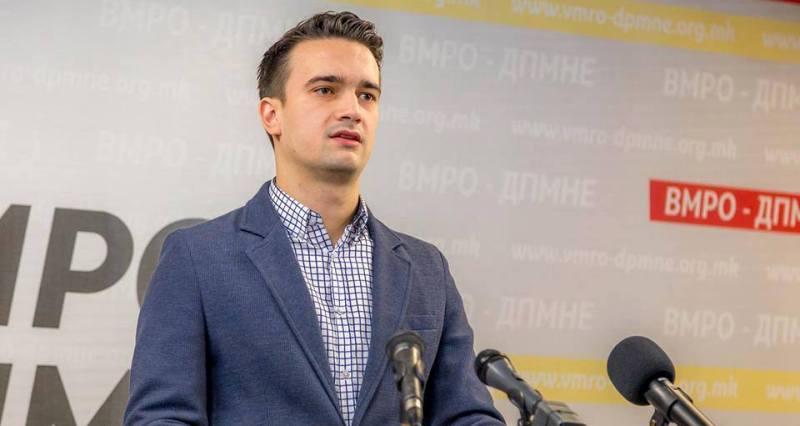 Нелоски: Гоце Делчев е идентитетот, Гоце Делчев е Македонија, тоа се европски вредности