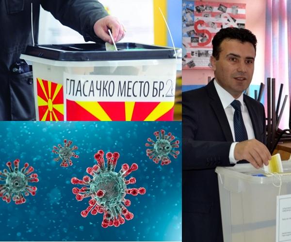 Македонија оди кон нов појак пик- луѓе умираат, а Заев бара избори