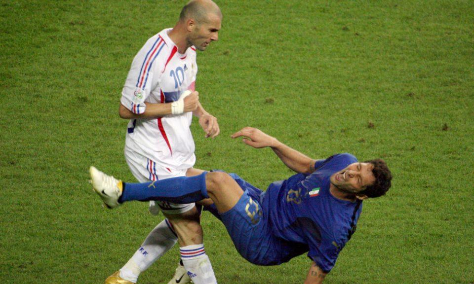 Матераци за ударот со глава и што навистина му кажал на Зидан