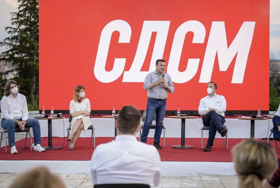 Гоце Делчев во говорот на Заев стана најголем јунак за борба против слободата (ВИДЕО)
