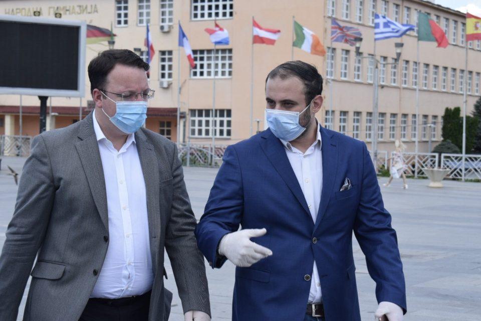 Ѓорѓиевски: Изборот е лесен, Заев или Македонија