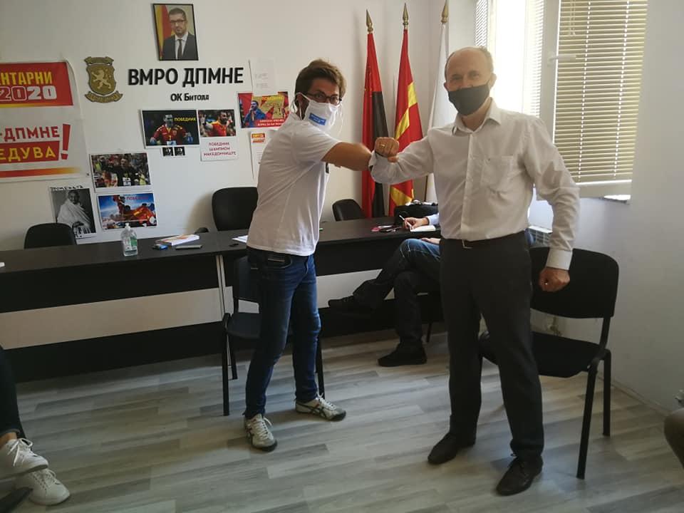 Трајановски и Дурловски од Битола: Сите сложни и сплотени како едно,ќе ја започнеме обновата на Македонија!