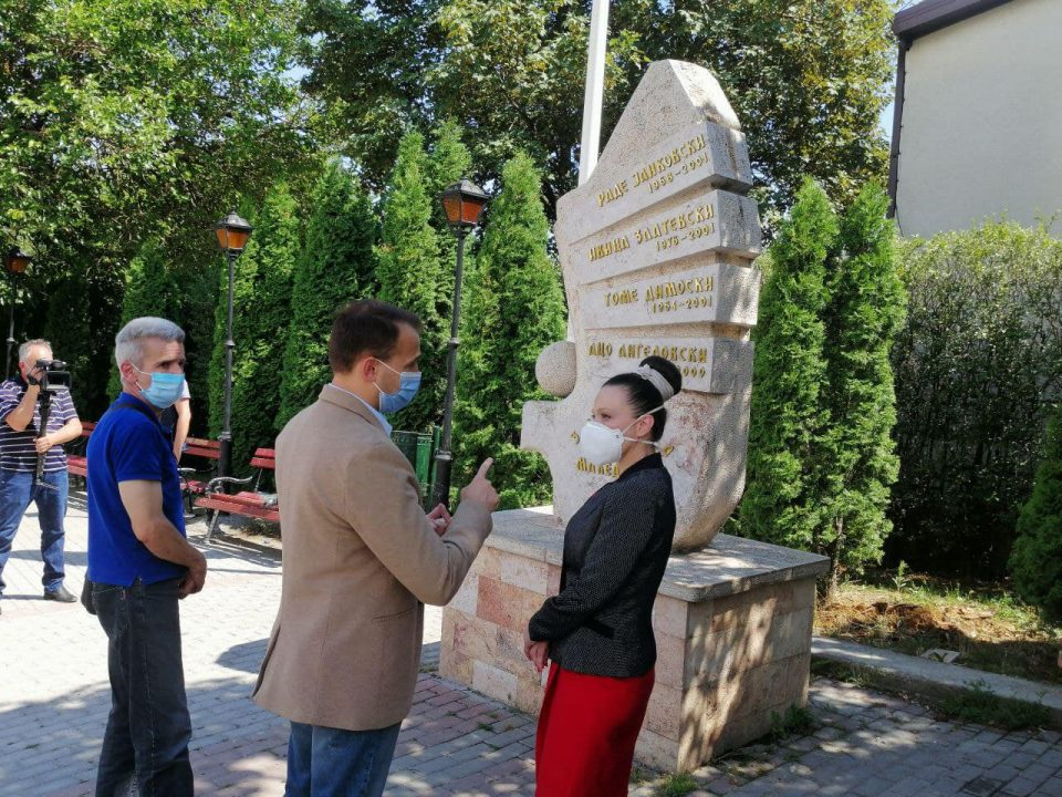 Мизрахи во посета на Волково