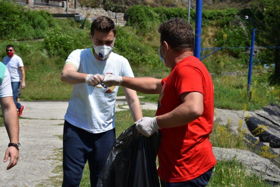 Муцунски: ВМРО-ДПМНЕ се обврзува за инвестирање во спортот и рекреацијата на граѓаните на оваа земја (ФОТО)