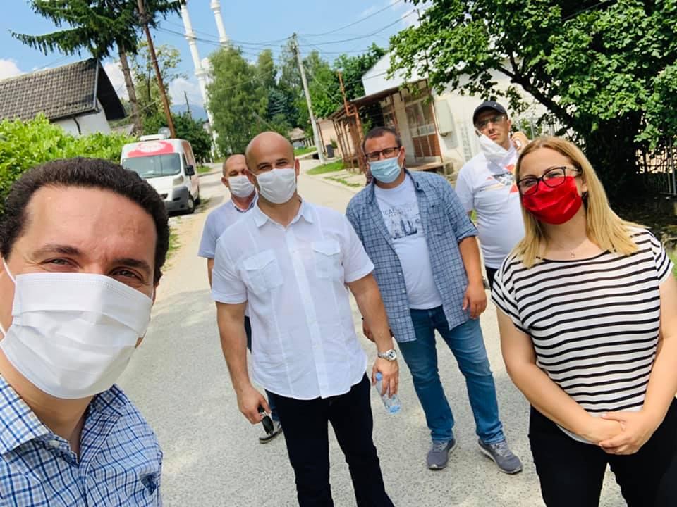 Ѓорчев: Тетово и тетовско ќе гласаат за Македонија