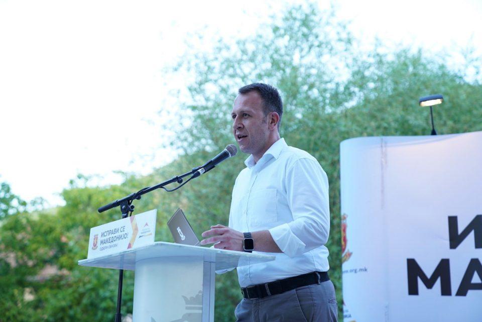 Јанушев: Ветуваме подобри услови за лекарите