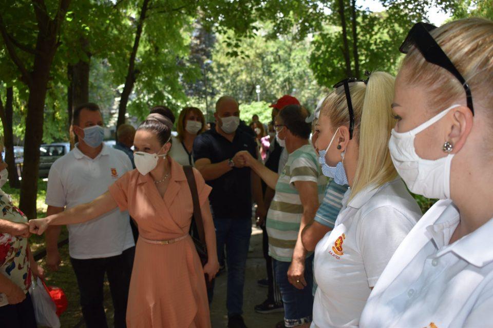Костовски и Мизрахи од Скопје Север: Граѓаните се за обнова на Македонија