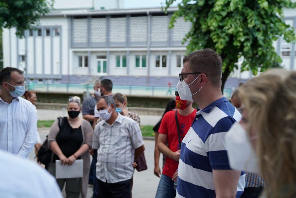 Мицкоски: На 15-ти јули со обнова на Македонија ќе се врати честа и честитоста на Македонецот