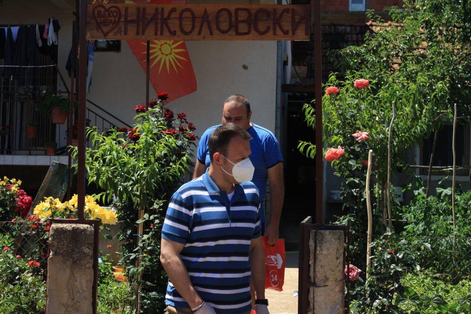 Јанушев: Нема предавање, ќе си ја исправиме Македонија!