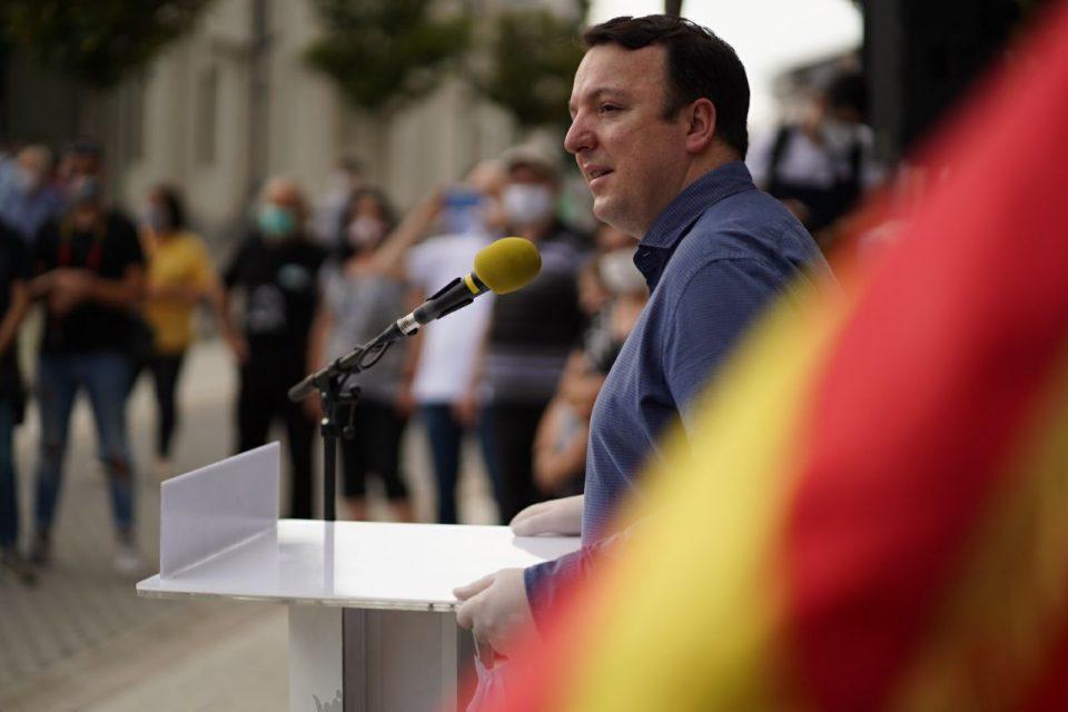 Николоски: Програмата Обнова на Македонија, нуди одговор на проблемите на земјоделците, младите, работниците и пензионерите
