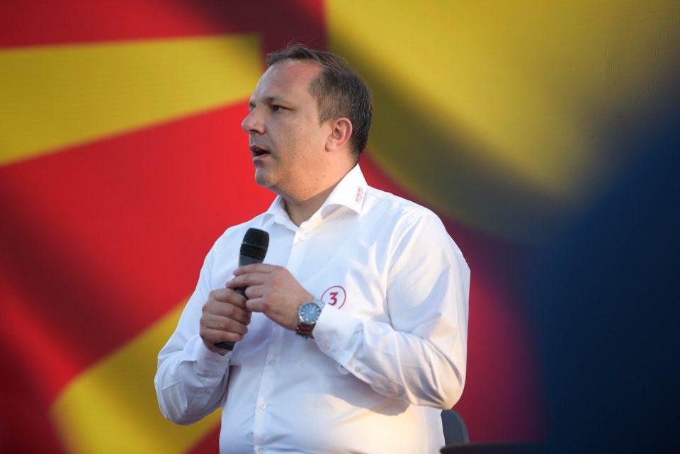 Спасовски на средба со граѓаните на Арачиново