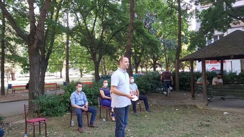 Мисајловски: Младите избираат Обнова на Македонија!