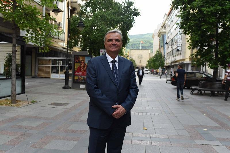 """Димитриевски: Се случи нетранспарентна, недемократска и крајно сомнителна постапка, со прекршување на законски, статутарни и правни акти при изборот на ректор на Универзитетот """"Свети Кирил и Методиј"""""""