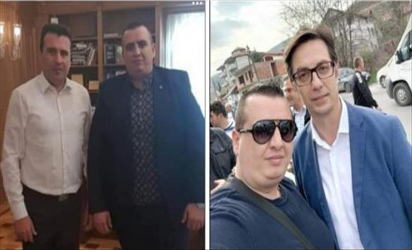 Еден од најверните поддржувачи на Заев во Охрид ја запали членската книшка на СДСМ (ВИДЕО)