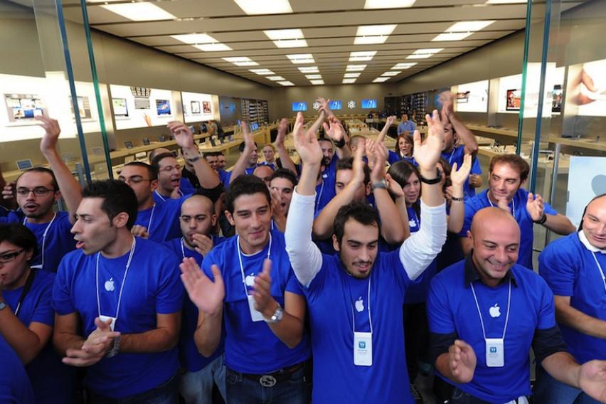 Дали сте знаеле дека половина од вработените во Епл немаат факултетска диплома?