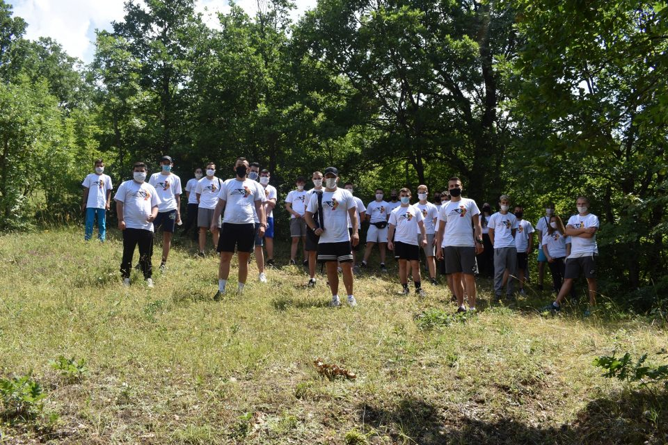 Коствоски: Младите од Бутел се за исправена Македонија