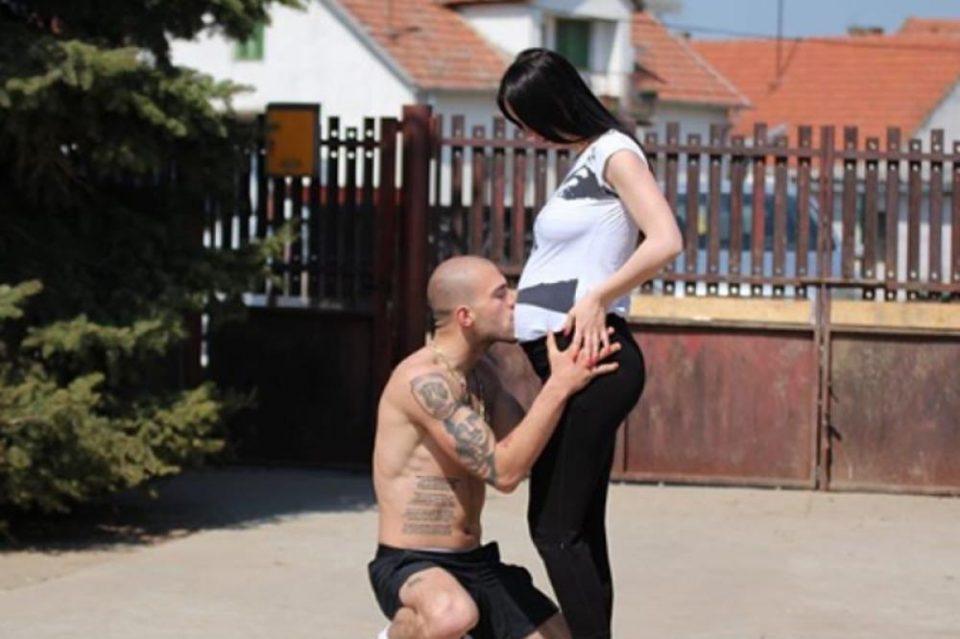 Цеца прегорда на внукот: Видете како помина крштевањето на Жељко! (ФОТО)