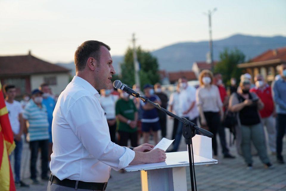 Јанушев: Да престанеме да сонуваме и да почнеме да го градиме сонот, да почнеме да живееме како луѓе
