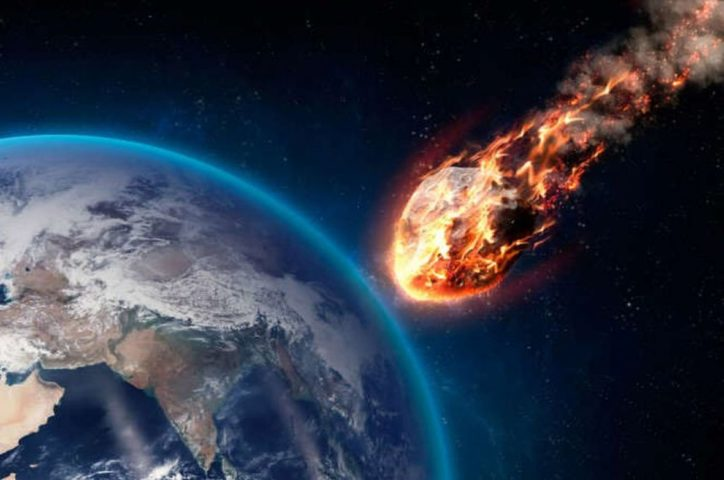 ВИДЕО: Група астероиди и се закануваат на Земјата
