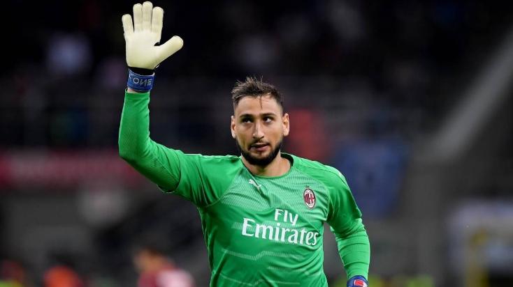 Милан ќе му понуди договор на Донарума до 2023 година со зголемување на платата