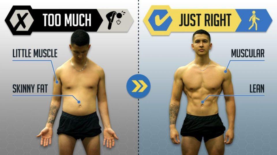 Колку кардио е потребно за да се стопат наслагите околу стомакот?