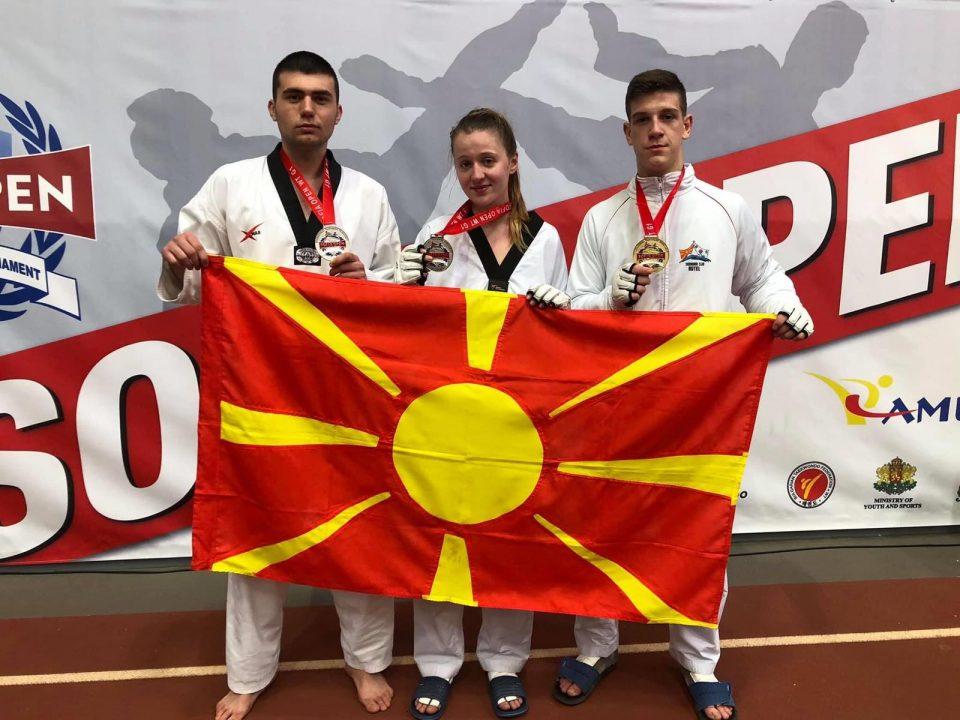 Македонското младинско таеквондо во светскиот врв