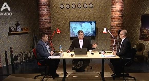 Милошоски: Апсурдна е денешната награда на Заев, во време кога поради него имаме најголем прогон на новинари, најголем рекет на стопанственици