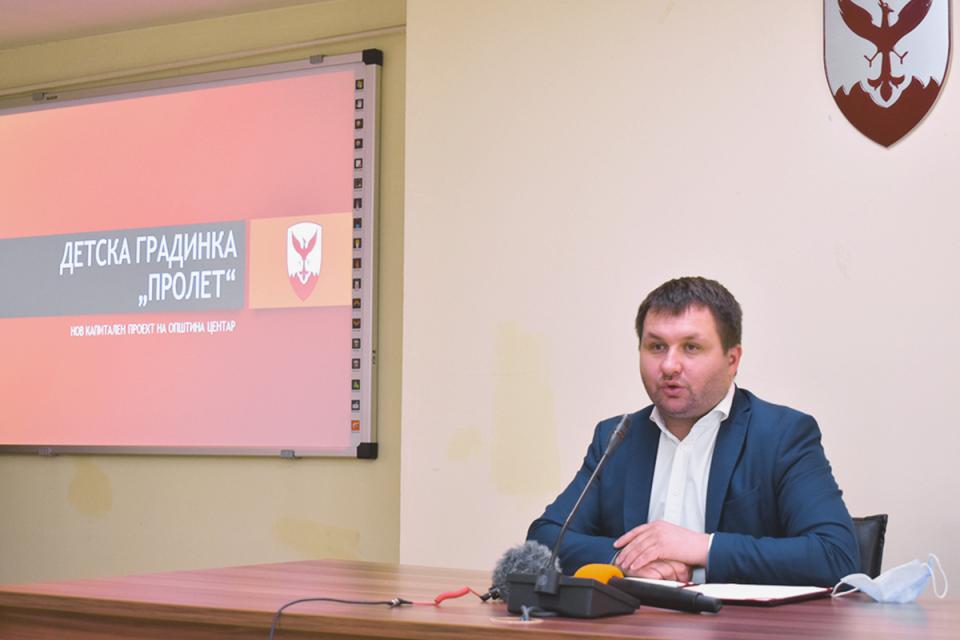 Секретарот во општина Центар позитивен на коронавирус