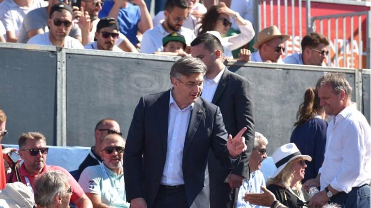 Пленковиќ и Колинда беа на турнирот во Задар, премиерот на Хрватска ќе се тестира за коронавирус
