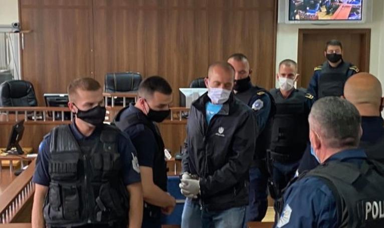 Косовски Србин осуден на 22 години затвор за воени злосторства во 1999 година во Косово