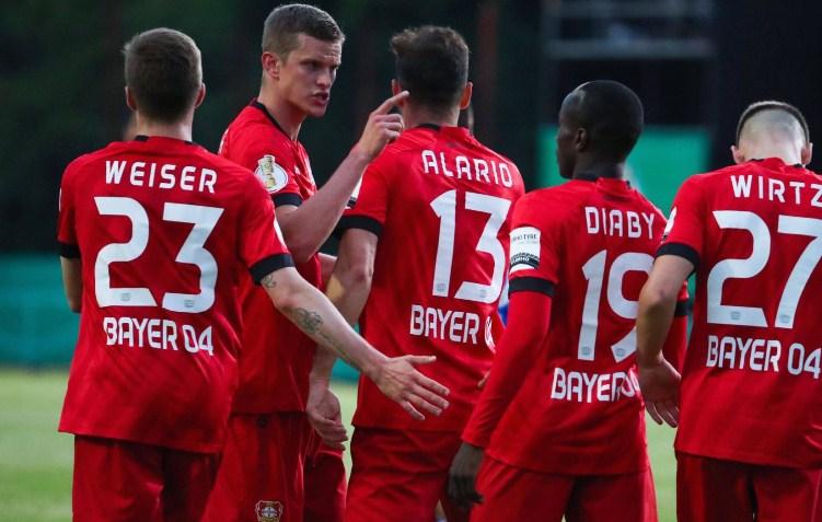 Баер прв финалист во Купот на Германија