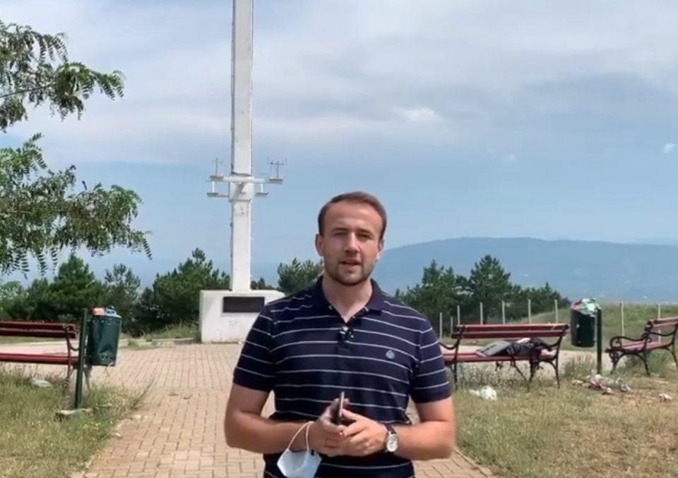 """Стојаноски: Се обврзуваме преку проектот за """"Обнова на Македонија"""" да реализираме над 1.000 проекти за наредниот мандат"""