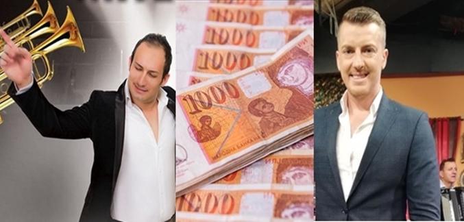 """Паричната помош од 14.500 денари на владата ја подели естрадата: За едни – """"ситниш"""", за други – """"бакшиш""""!"""
