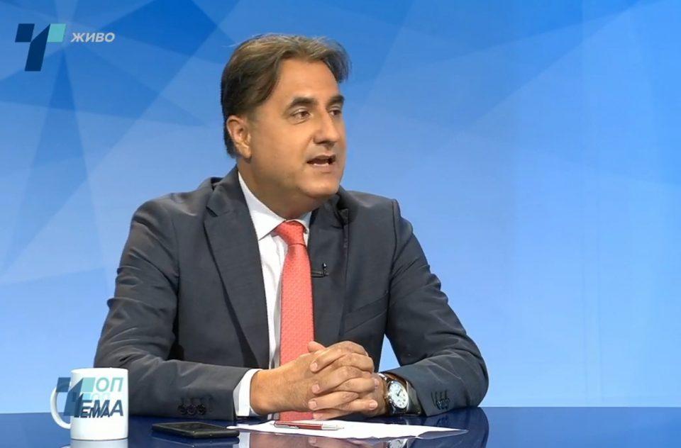 Трајчевски: Поради несериозноста на владата кампањата ќе почне на полноќ, но Упатството за политичко рекламирање ќе се носи утре