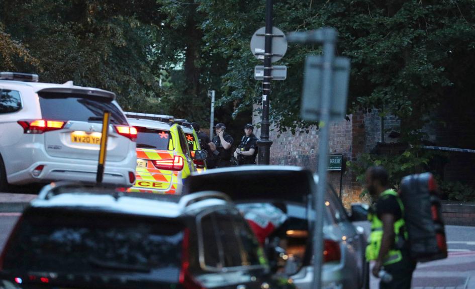 Нападот во Рединг оквалификуван како терористички акт