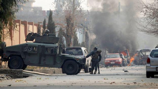 Најмалку 23 загинати во нападот на пазар во Авганистан
