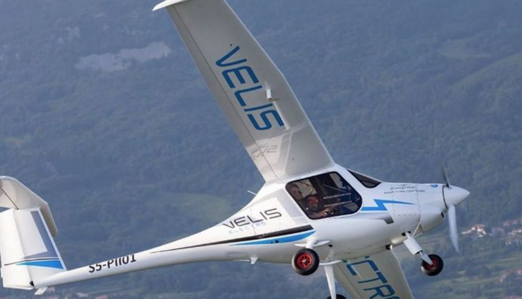 Словенија го произведе првиот комплетно електричен и сертифициран авион