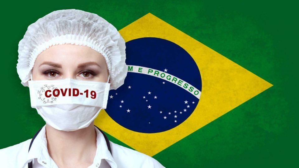 Коронавирусот направи ужас во Бразил, огромен број на заразени и починати лица