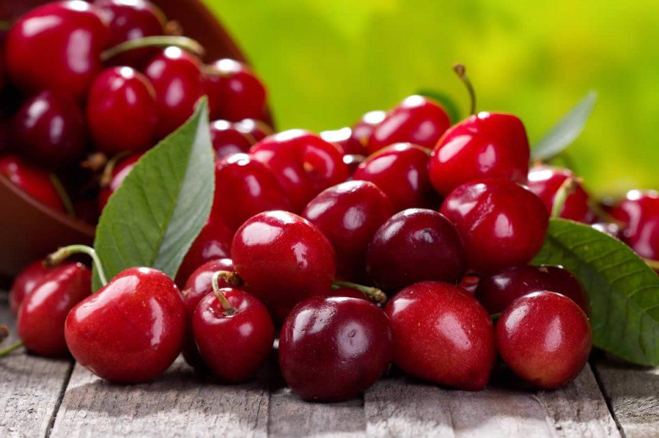 Идеално време за цреши, дознајте зошто треба да ги јадете