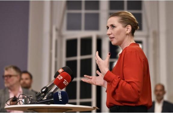 Данската премиерка по вторпат ја одложува својата венчавка