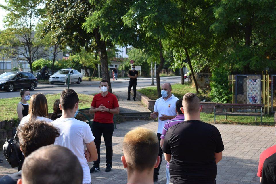 Костовски: Младиот човек сака подобар живот и партнер, затоа младите на 15 јули ќе го заокружат бројот 14