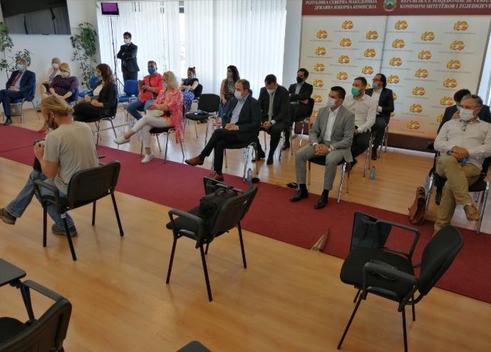 Партиите потпишаа Кодекс за фер и демократски избори
