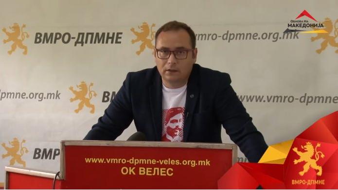 Здравковски: Лицемерно е да одите да барате поддршка со 0% реализација