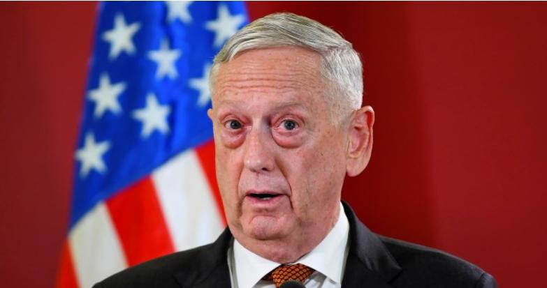 Поранешниот американски министер за одбрана Џим Матис предупредува дека вирусот нема да исчезне сам од себе