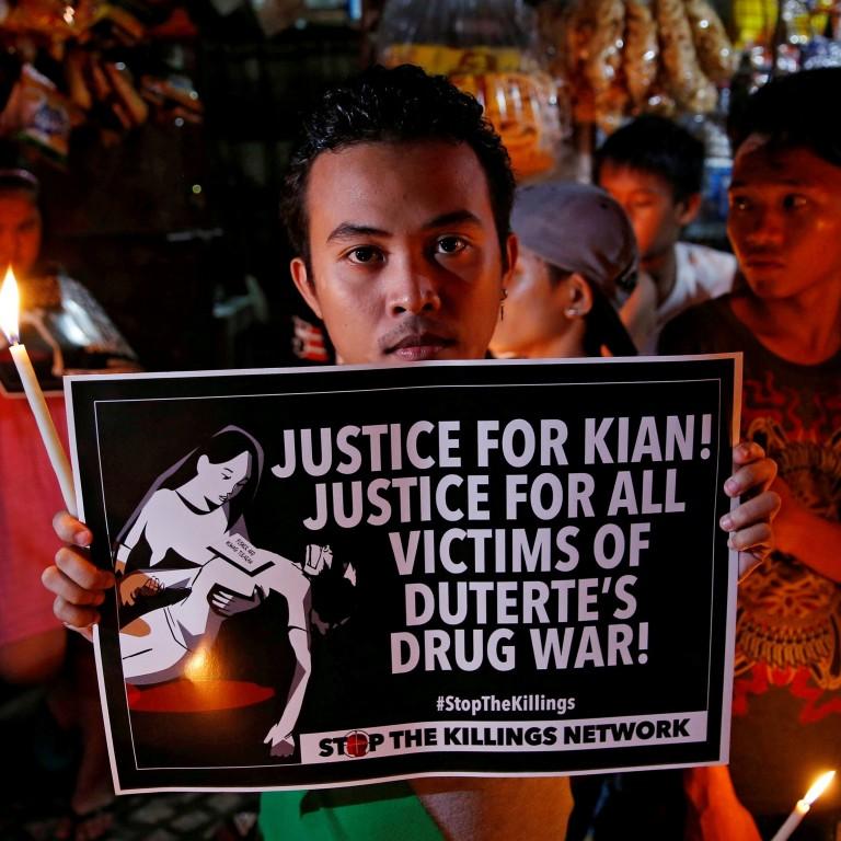 НВО: На Филипините во војната против дрогата убиени повеќе од 120 деца