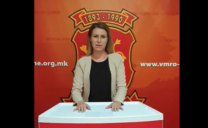 Тушевска: Време е еднаш засекогаш да заврши клиентелизмот на слугите на Заеви во Валандово