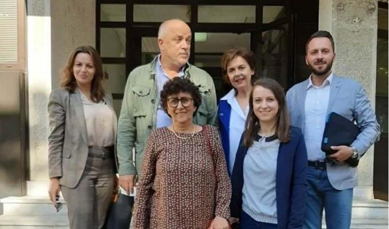 Гордан Калајџиев и Маргарита Цаца Николовска поднесоа оставки во Собранието